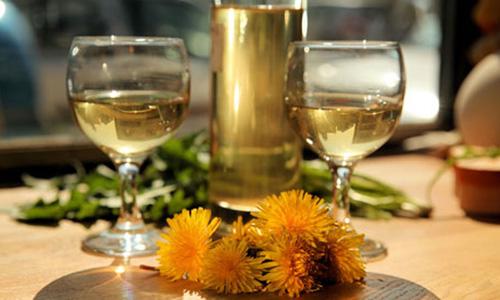приготовление вина из одуванчиков