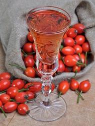 Настойка из шиповника на водке рецепты