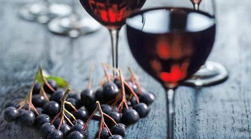 черноплодная рябина и вино