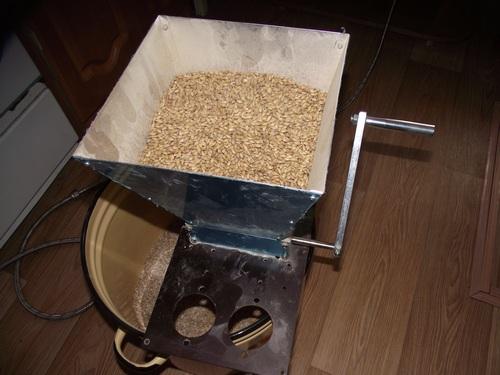мельница для солода