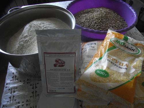 ингредиенты для бурбона