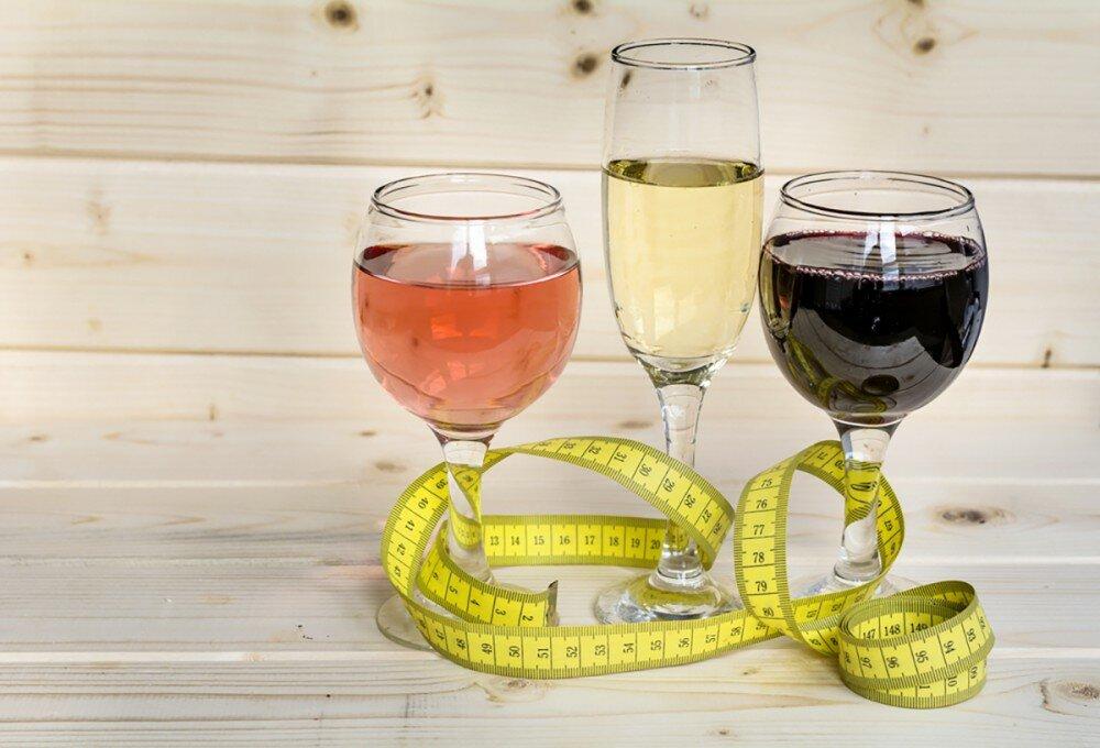 Какой алкоголь можно худеющим, чтобы не переживать из-за лишних калорий
