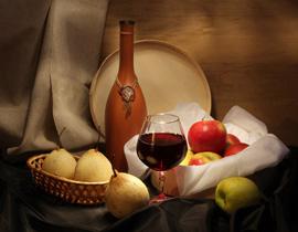 вино из груши и яблок
