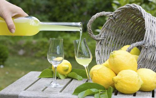 Рецепт приготовления лимончелло