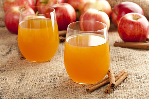 рецепт яблочного сидра