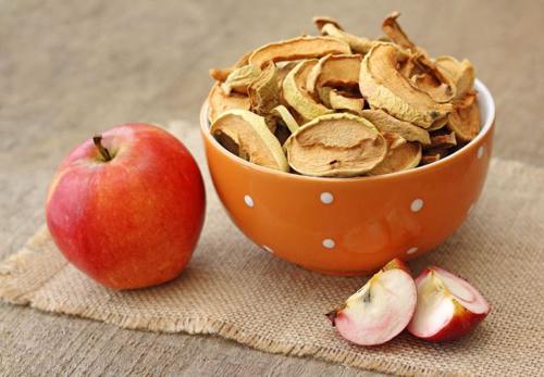сухие яблоки для самогона