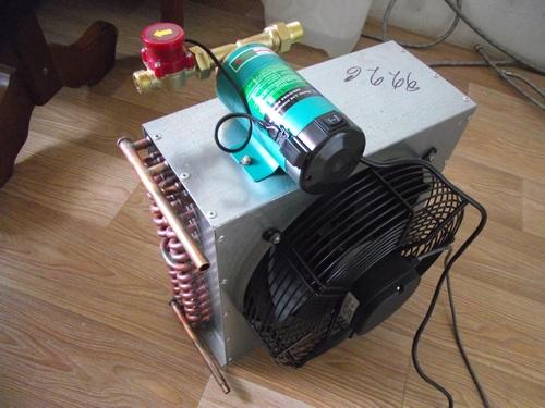 система автономного охлаждения