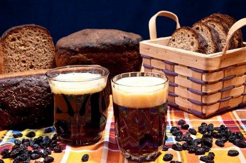 рецепт монастырского кваса