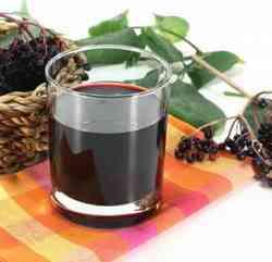 вино черноплодной рябины