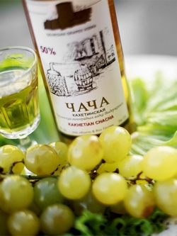 Как сделать чачу винограда рецепт фото 740
