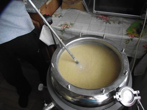приготовление бурбона
