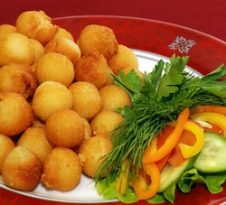 Картофельные шарики из сырого картофеля — MOREREMONTA