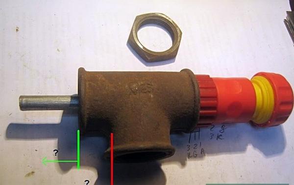 эжектор для дымогенератора