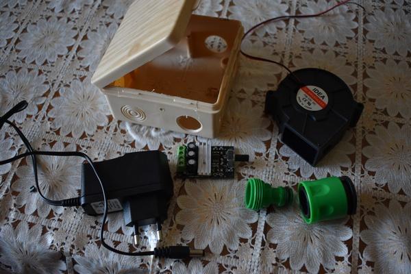 сборка самодельного компрессора