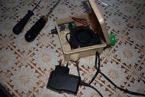 готовый компрессорный блок