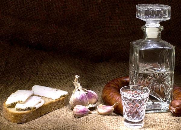 как сделать водку из самогона