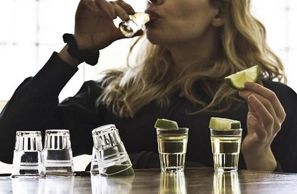 с чем пить текилу
