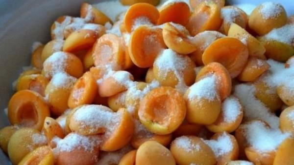 абрикосы для вина
