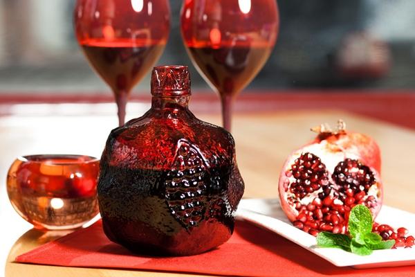 рецепт приготовления вина из граната