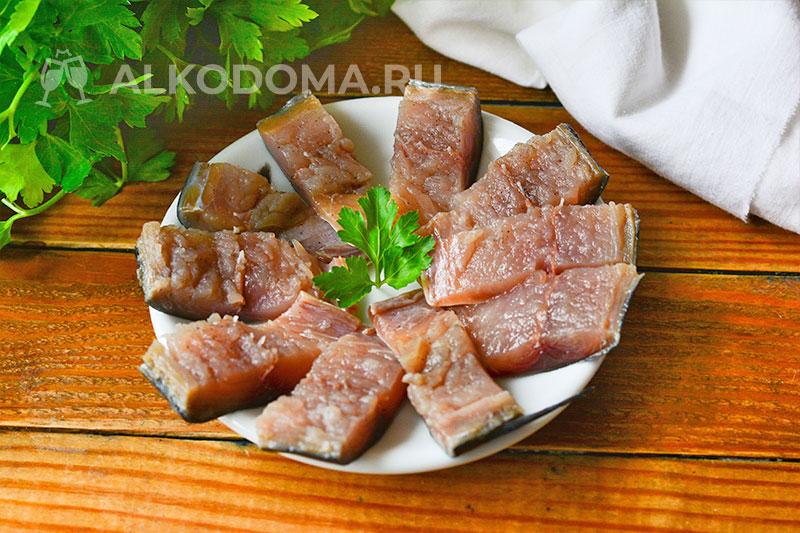 Домашний рецепт скумбрии сухого посола: без консервантов и вредных добавок