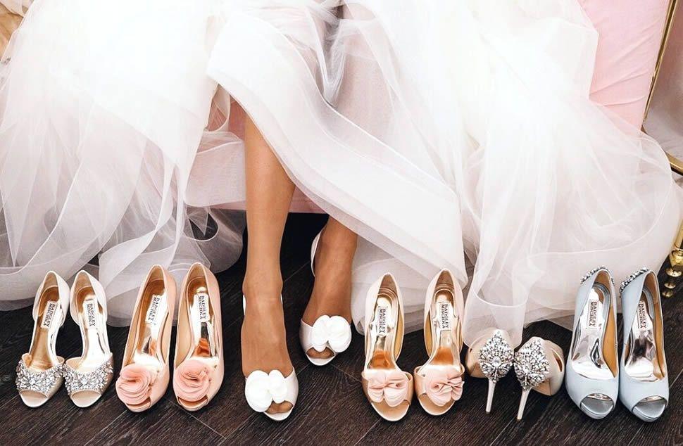 Почему невесте нельзя обувать на свадьбу босоножки