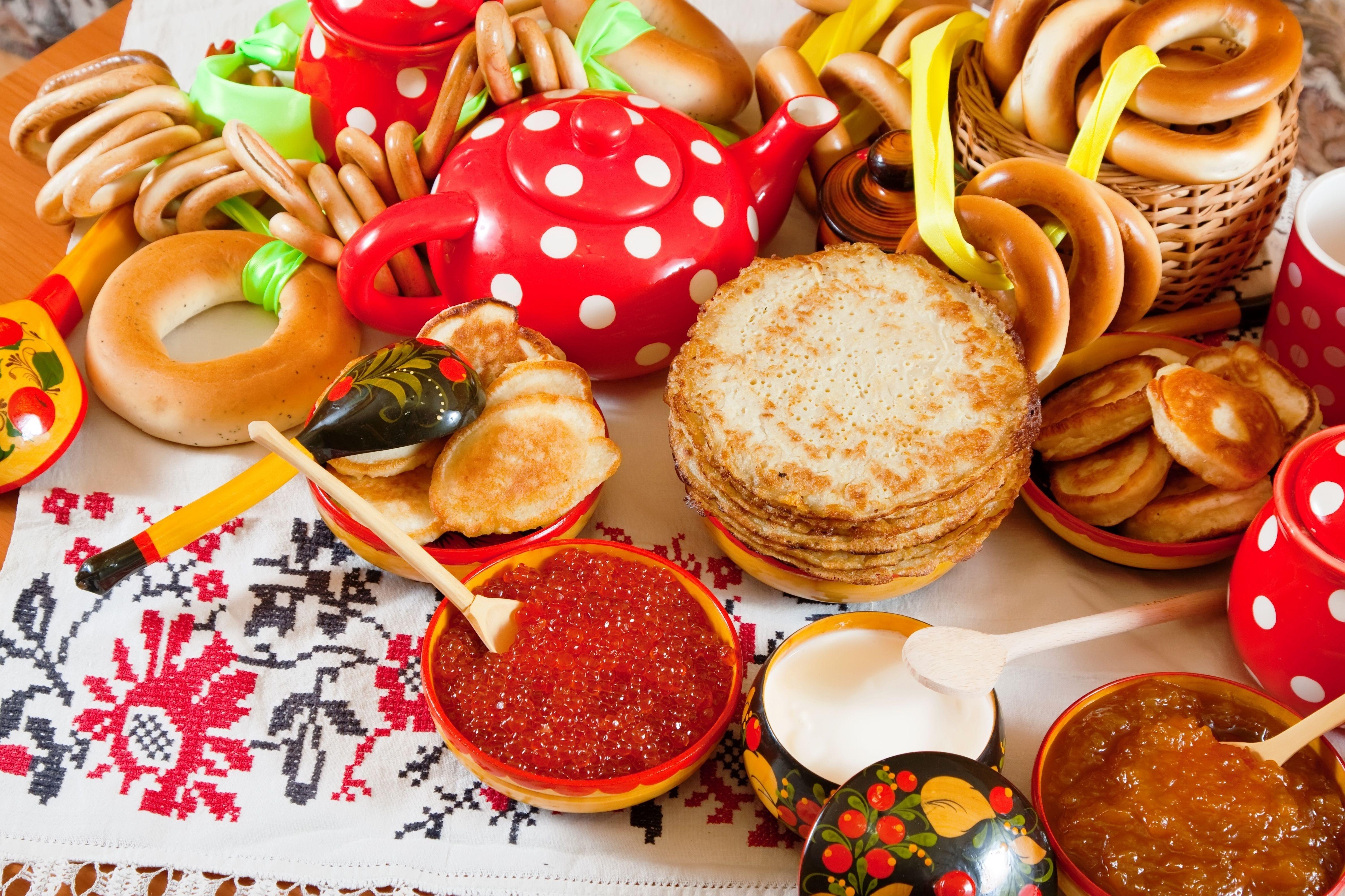 6 марта —третий день Масленицы «Лакомка»: чем угощать гостей