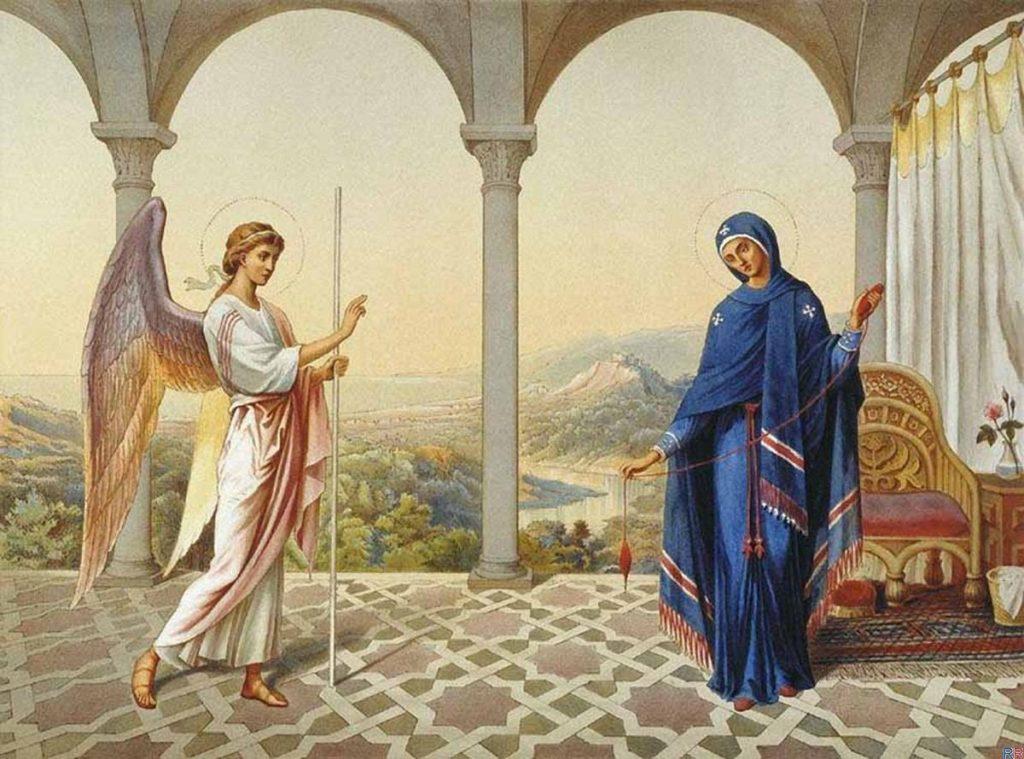 Как встретить Благовещение 7 апреля по христианским традициям