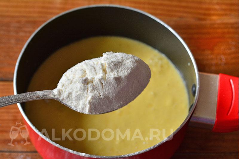 Рецепт александрийского кулича на топленом молоке, который передается в нашей семье из поколения в поколение