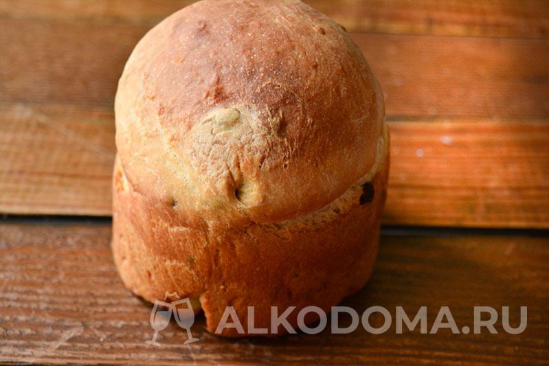 Рецепт монастырского кулича, который получится даже если вы печете в первый раз