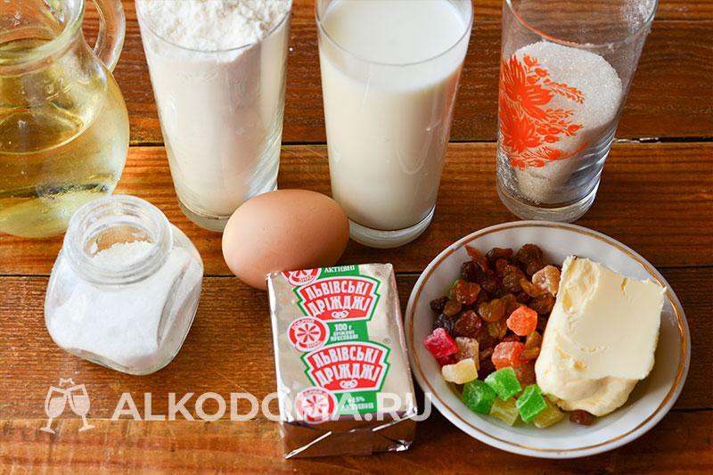 Сдобные куличи, которые сметают со стола первыми: простой и очень вкусный рецепт