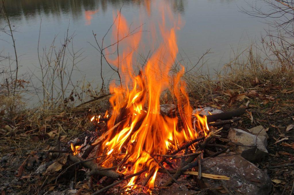 Какие существуют народные приметы и традиции на 13 апреля: Огнище
