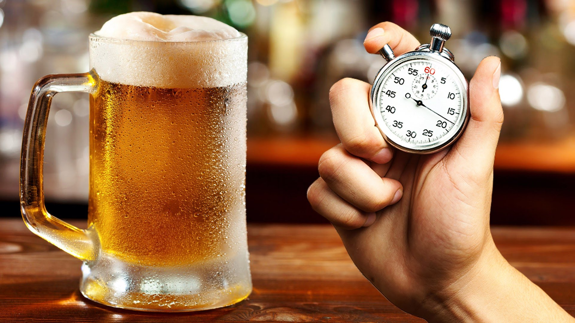 Пейте охлажденным: как быстро остудить пиво в любой ситуации