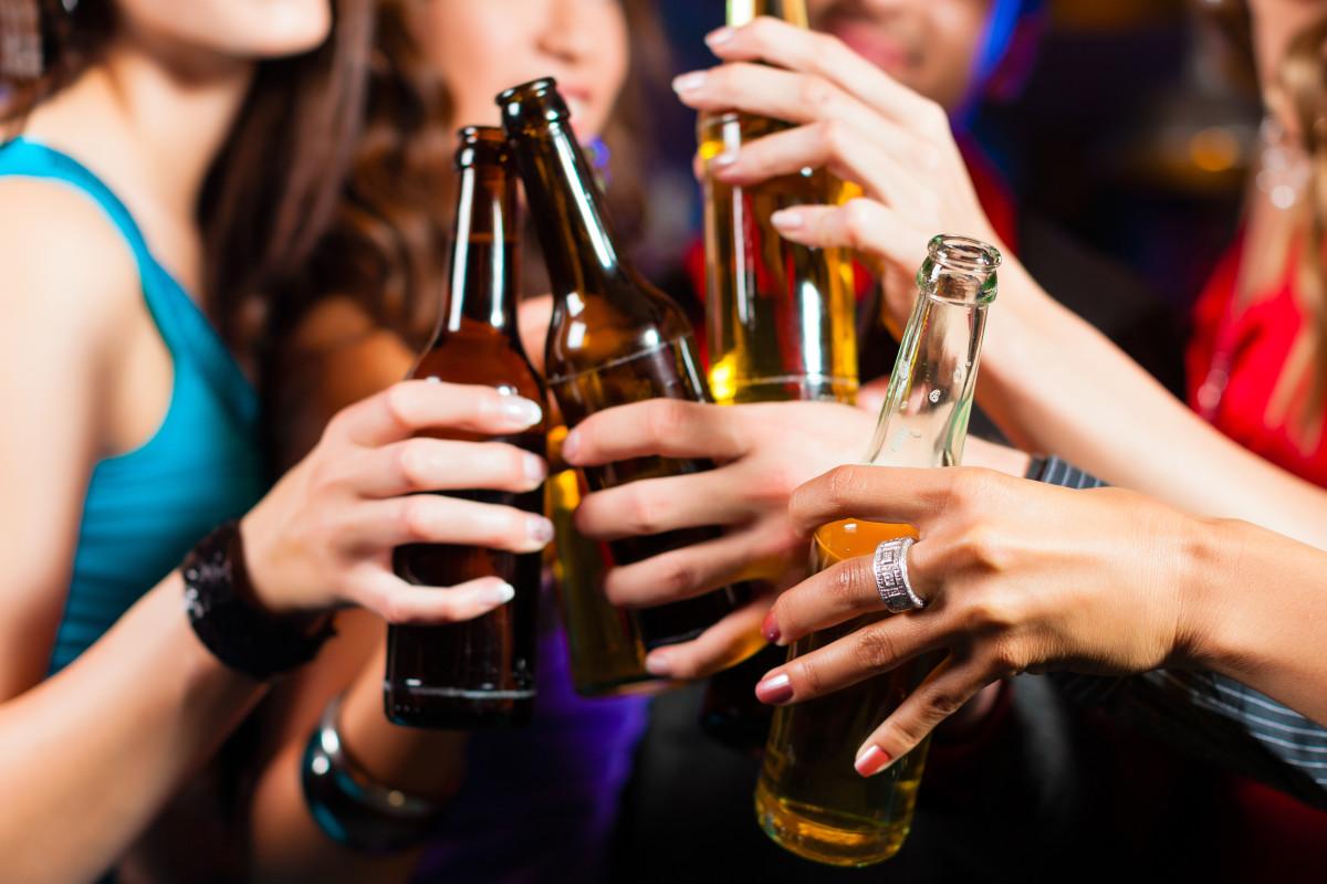 Какие спиртные напитки быстрее всего выводятся из организма