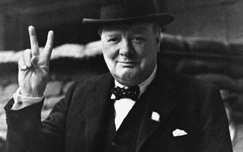 «Это все придумал Черчилль...» – легенда о 50-градусном коньяке «Двин»